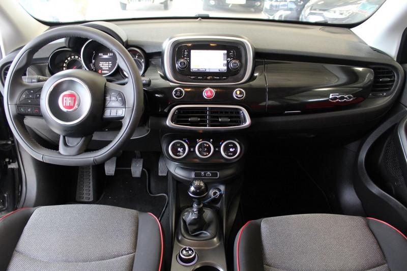 Photo 5 de l'offre de FIAT 500X 1.6 MULTIJET 16V 120CH POPSTAR à 14600€ chez BMC Autos 47