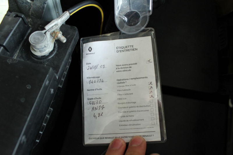 Photo 15 de l'offre de NISSAN QASHQAI 1.5 DCI 106CH ACENTA à 6990€ chez BMC Autos 47