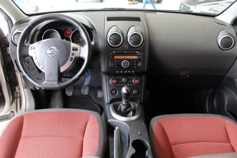 Photo 5 de l'offre de NISSAN QASHQAI 1.5 DCI 106CH ACENTA à 6990€ chez BMC Autos 47