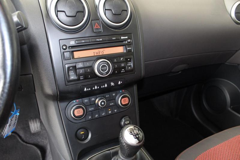 Photo 12 de l'offre de NISSAN QASHQAI 1.5 DCI 106CH ACENTA à 6990€ chez BMC Autos 47