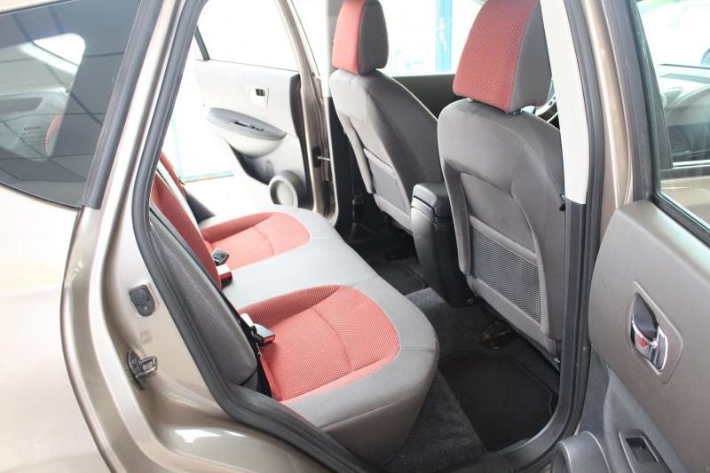 Photo 9 de l'offre de NISSAN QASHQAI 1.5 DCI 106CH ACENTA à 6990€ chez BMC Autos 47