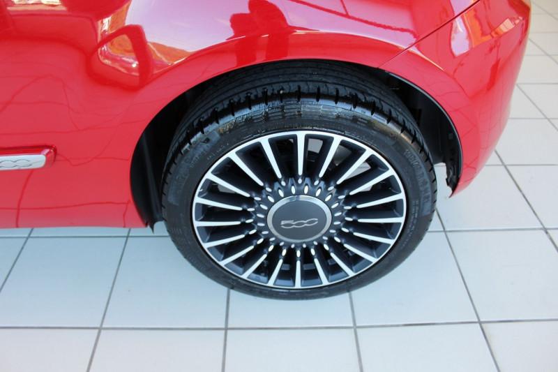 Photo 17 de l'offre de FIAT 500 1.3 MULTIJET 16V 95CH DPF S&S CLUB à 11900€ chez BMC Autos 47