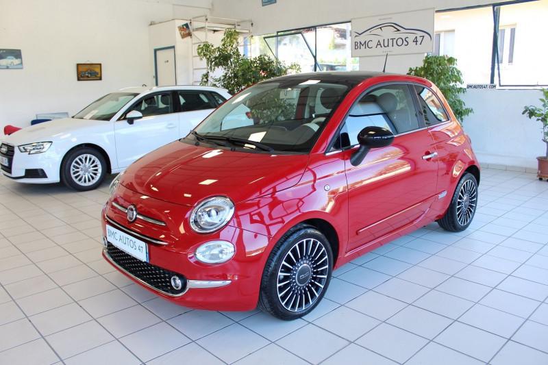 Photo 1 de l'offre de FIAT 500 1.3 MULTIJET 16V 95CH DPF S&S CLUB à 11900€ chez BMC Autos 47