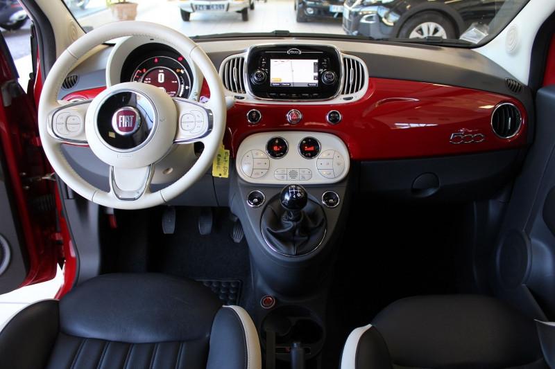 Photo 8 de l'offre de FIAT 500 1.3 MULTIJET 16V 95CH DPF S&S CLUB à 11900€ chez BMC Autos 47