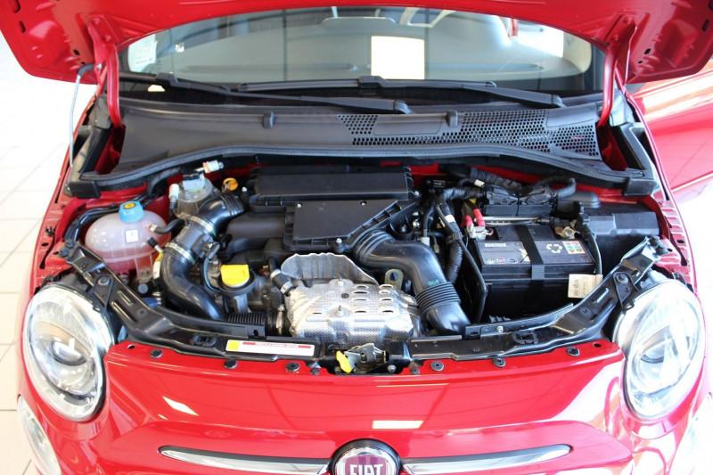 Photo 10 de l'offre de FIAT 500 1.3 MULTIJET 16V 95CH DPF S&S CLUB à 11900€ chez BMC Autos 47