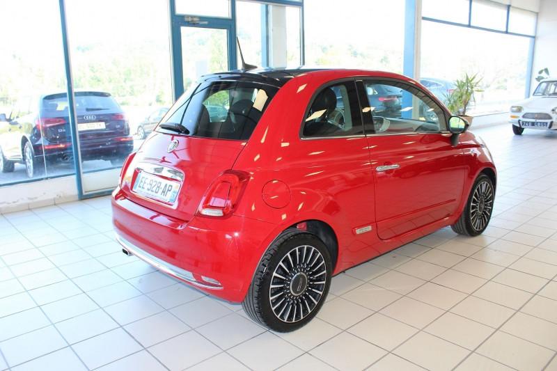 Photo 2 de l'offre de FIAT 500 1.3 MULTIJET 16V 95CH DPF S&S CLUB à 11900€ chez BMC Autos 47