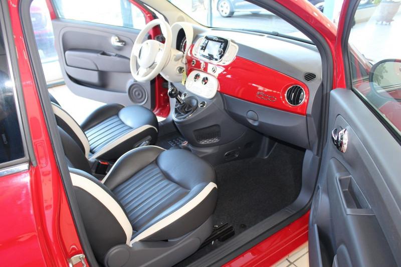 Photo 18 de l'offre de FIAT 500 1.3 MULTIJET 16V 95CH DPF S&S CLUB à 11900€ chez BMC Autos 47