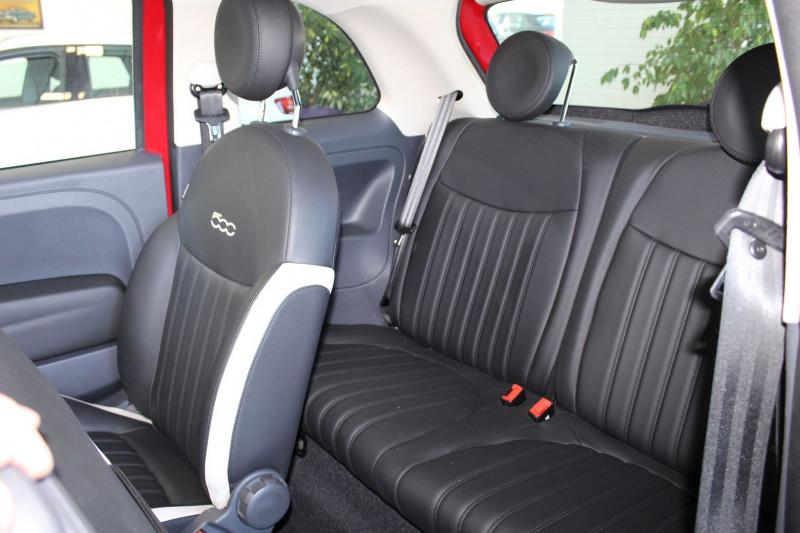 Photo 14 de l'offre de FIAT 500 1.3 MULTIJET 16V 95CH DPF S&S CLUB à 11900€ chez BMC Autos 47
