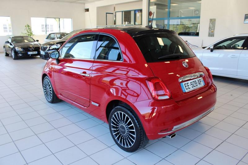 Photo 6 de l'offre de FIAT 500 1.3 MULTIJET 16V 95CH DPF S&S CLUB à 11900€ chez BMC Autos 47