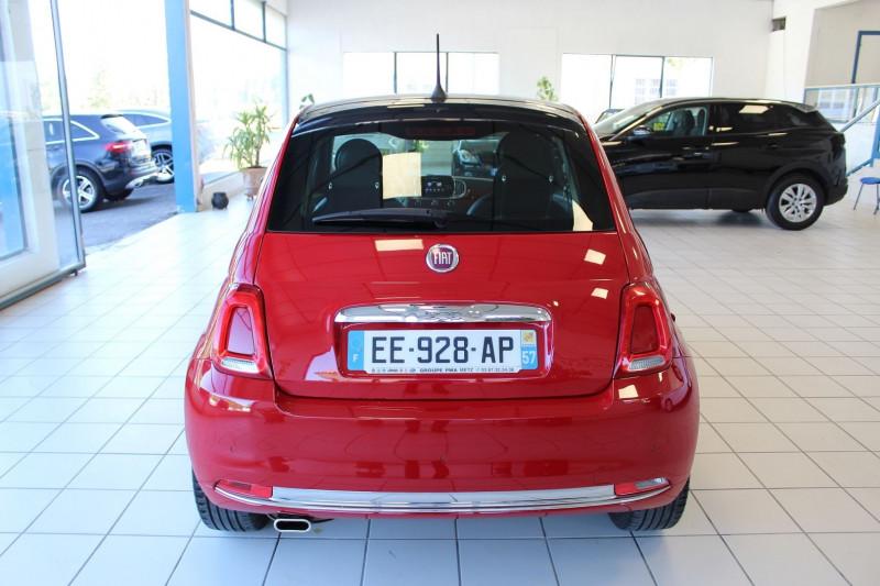 Photo 13 de l'offre de FIAT 500 1.3 MULTIJET 16V 95CH DPF S&S CLUB à 11900€ chez BMC Autos 47