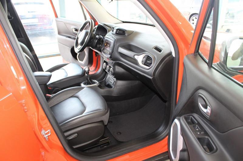 Photo 9 de l'offre de JEEP RENEGADE 1.6 MULTIJET S&S 120CH LIMITED à 13900€ chez BMC Autos 47
