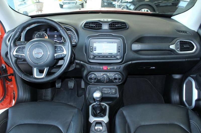 Photo 5 de l'offre de JEEP RENEGADE 1.6 MULTIJET S&S 120CH LIMITED à 13900€ chez BMC Autos 47