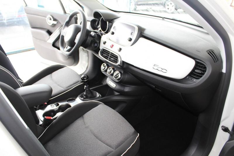 Photo 18 de l'offre de FIAT 500X 1.6 MULTIJET 16V 120CH POPSTAR BUSINESS à 14990€ chez BMC Autos 47