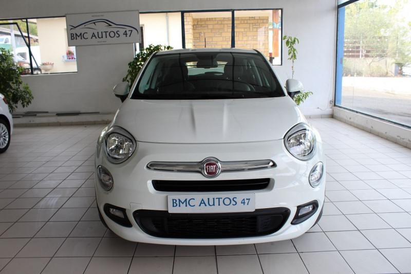 Photo 16 de l'offre de FIAT 500X 1.6 MULTIJET 16V 120CH POPSTAR BUSINESS à 14990€ chez BMC Autos 47