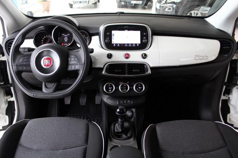Photo 4 de l'offre de FIAT 500X 1.6 MULTIJET 16V 120CH POPSTAR BUSINESS à 14990€ chez BMC Autos 47