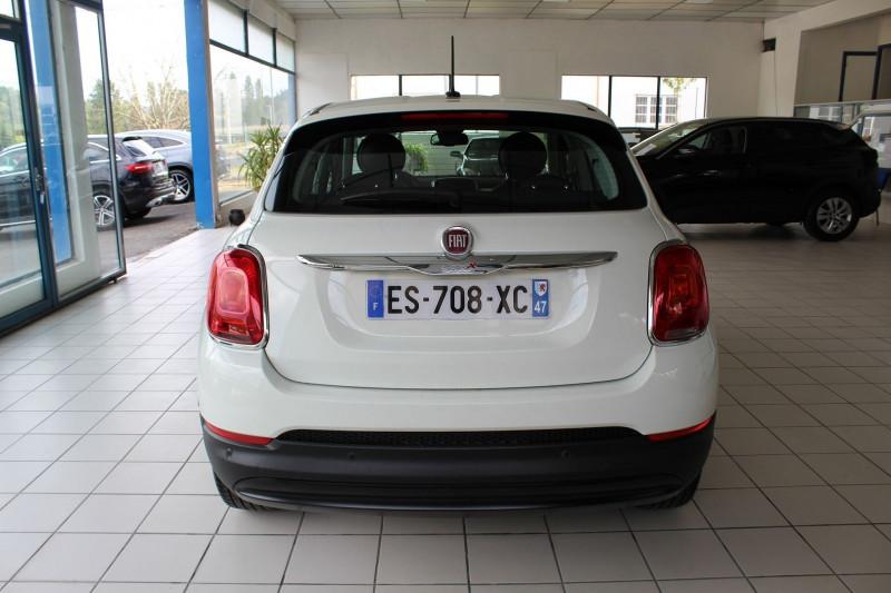 Photo 15 de l'offre de FIAT 500X 1.6 MULTIJET 16V 120CH POPSTAR BUSINESS à 14990€ chez BMC Autos 47