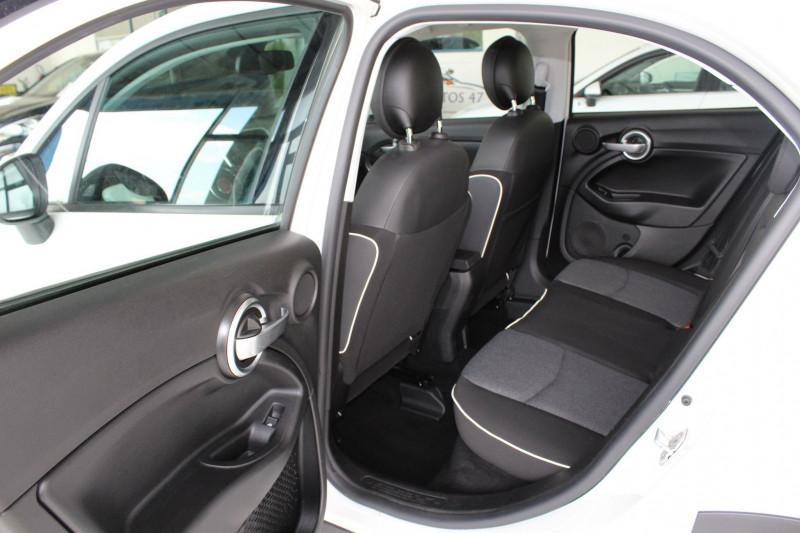 Photo 3 de l'offre de FIAT 500X 1.6 MULTIJET 16V 120CH POPSTAR BUSINESS à 14990€ chez BMC Autos 47