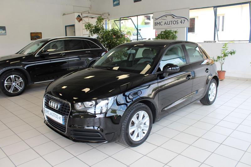 Audi A1 SPORTBACK 1.6 TDI 105CH FAP BUSINESS LINE 5 PLACES Diesel NOIR Occasion à vendre