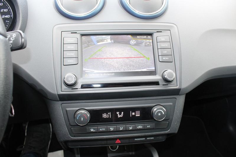 Photo 17 de l'offre de SEAT IBIZA 1.2 TSI 90CH CONNECT à 9990€ chez BMC Autos 47