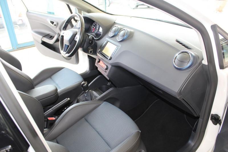 Photo 4 de l'offre de SEAT IBIZA 1.2 TSI 90CH CONNECT à 9990€ chez BMC Autos 47