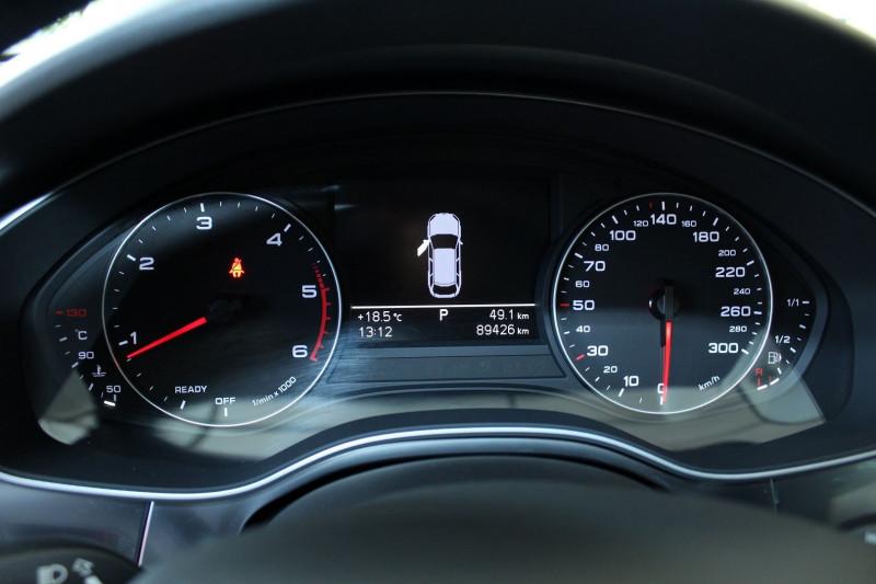 Photo 18 de l'offre de AUDI A6 AVANT 2.0 TDI 150CH ULTRA AMBIENTE S TRONIC 7 à 24990€ chez BMC Autos 47