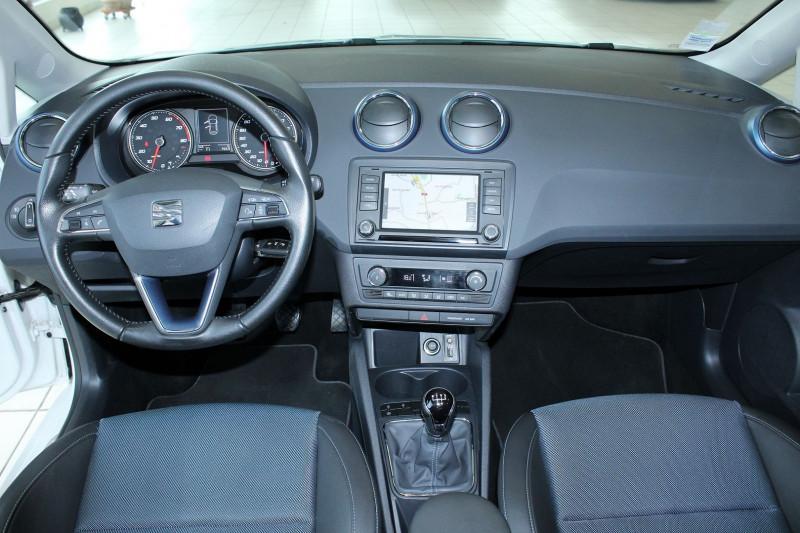 Photo 5 de l'offre de SEAT IBIZA 1.2 TSI 90CH CONNECT à 9990€ chez BMC Autos 47