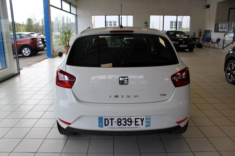 Photo 13 de l'offre de SEAT IBIZA 1.2 TSI 90CH CONNECT à 9990€ chez BMC Autos 47