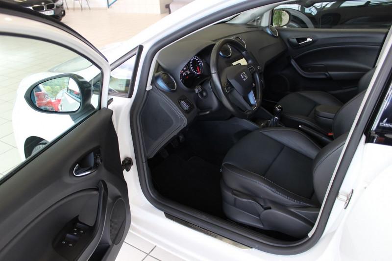 Photo 10 de l'offre de SEAT IBIZA 1.2 TSI 90CH CONNECT à 9990€ chez BMC Autos 47