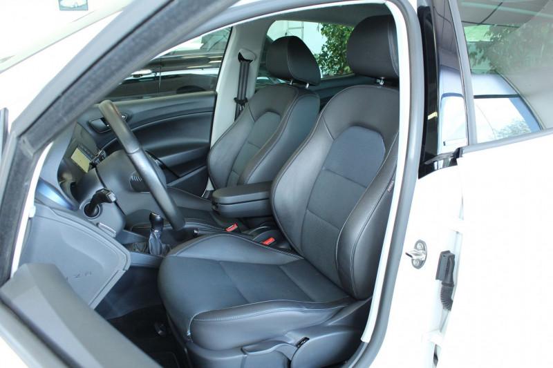 Photo 11 de l'offre de SEAT IBIZA 1.2 TSI 90CH CONNECT à 9990€ chez BMC Autos 47