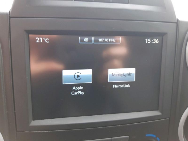 Photo 8 de l'offre de CITROEN BERLINGO M 1.6 BLUEHDI 100 CLUB à 13990€ chez Carlyss automobiles Vitré