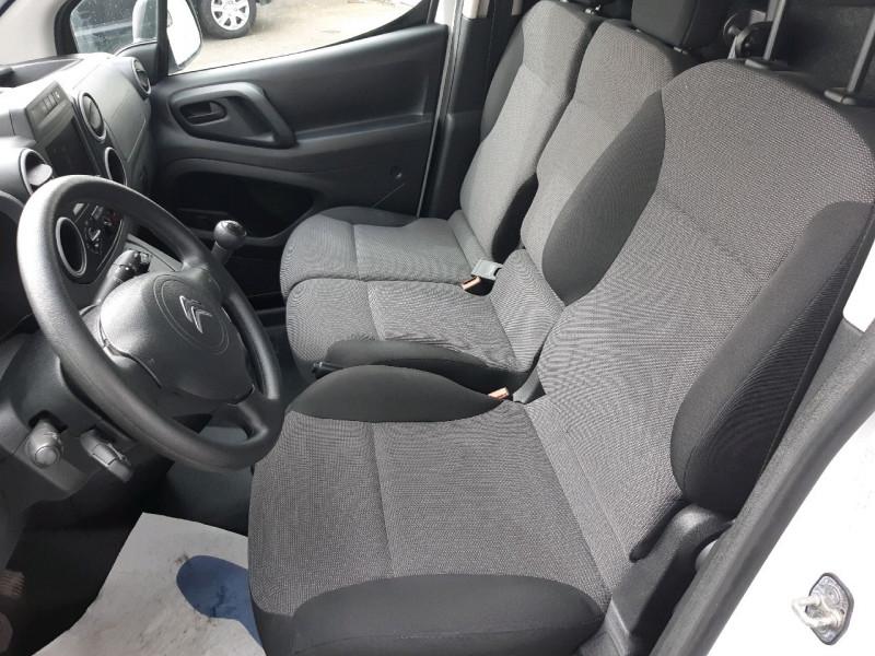 Photo 5 de l'offre de CITROEN BERLINGO M 1.6 BLUEHDI 100 CLUB à 13990€ chez Carlyss automobiles Vitré