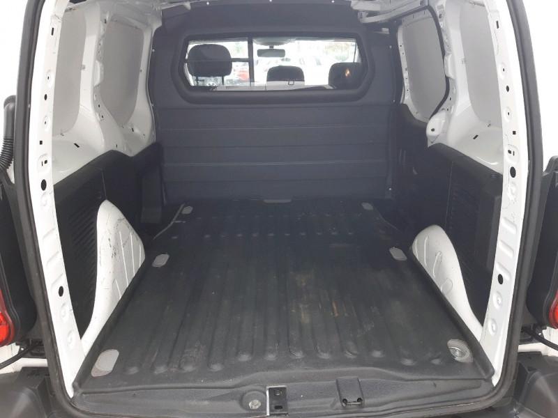 Photo 7 de l'offre de CITROEN BERLINGO M 1.6 BLUEHDI 100 CLUB à 13990€ chez Carlyss automobiles Vitré