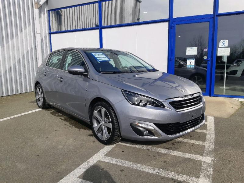 Peugeot 308 1.6 E-HDI FAP 115CH ALLURE 5P Diesel GRIS ARTENSE Occasion à vendre