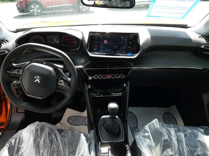Photo 9 de l'offre de PEUGEOT 2008 1.2 PURETECH 100CH S&S ALLURE PACK à 22490€ chez Carlyss automobiles Vitré