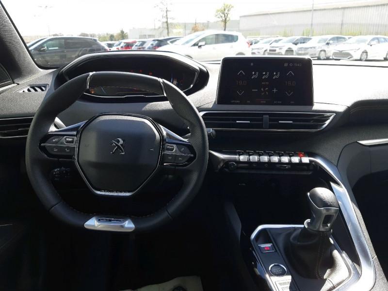 Photo 5 de l'offre de PEUGEOT 3008 1.5 BLUEHDI 130CH E6.C GT LINE S&S  6CV à 26790€ chez Carlyss automobiles Vitré