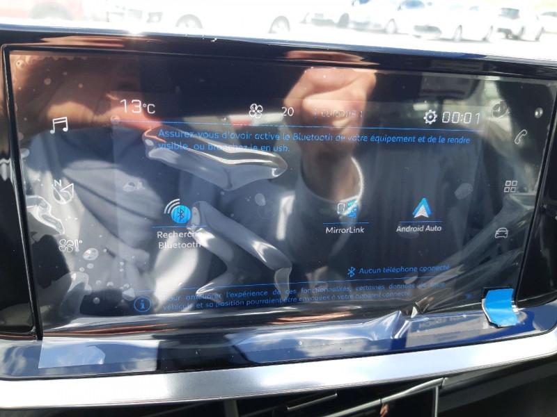 Photo 9 de l'offre de PEUGEOT 2008 1.2 PURETECH 100CH S&S ACTIVE PACK à 20490€ chez Carlyss automobiles Vitré