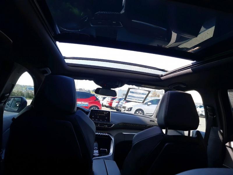 Photo 6 de l'offre de PEUGEOT 5008 1.5 BLUEHDI 130CH S&S GT LINE EAT8 à 32490€ chez Carlyss automobiles Vitré
