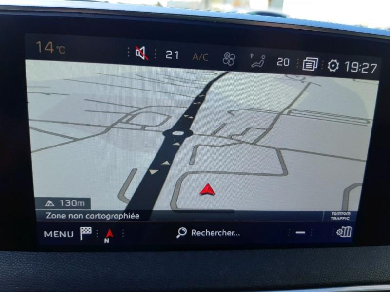 Photo 12 de l'offre de PEUGEOT 5008 1.5 BLUEHDI 130CH S&S GT LINE EAT8 à 32490€ chez Carlyss automobiles Vitré