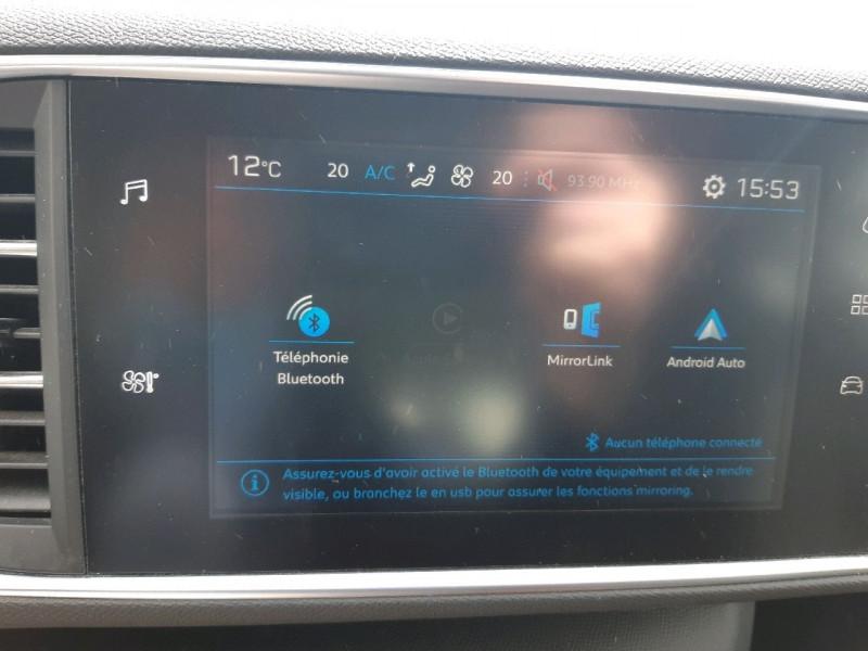Photo 9 de l'offre de PEUGEOT 308 1.6 BLUEHDI 100CH ACCESS S&S 5P à 10990€ chez Carlyss automobiles Vitré