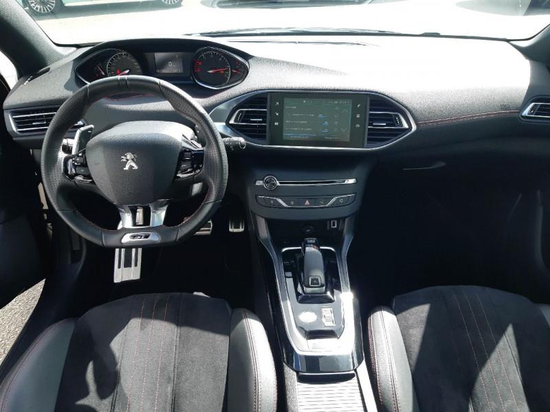 Photo 7 de l'offre de PEUGEOT 308 2.0 BLUEHDI 180CH S&S GT EAT8 à 22790€ chez Carlyss automobiles Vitré