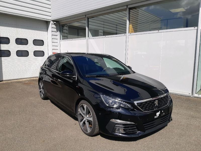 Photo 1 de l'offre de PEUGEOT 308 2.0 BLUEHDI 180CH S&S GT EAT8 à 22790€ chez Carlyss automobiles Vitré