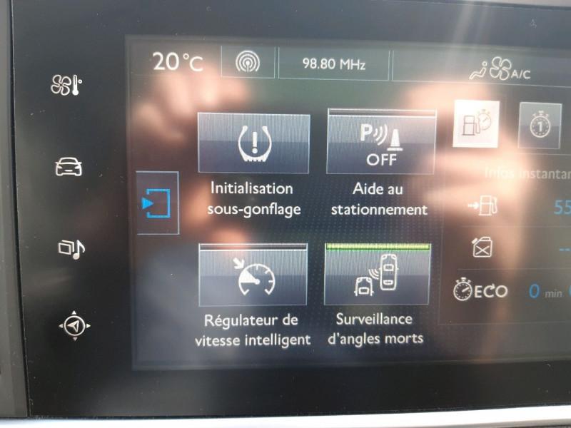 Photo 10 de l'offre de PEUGEOT 308 SW 2.0 BLUEHDI 150CH ALLURE S&S EAT6 à 15990€ chez Carlyss automobiles Vitré