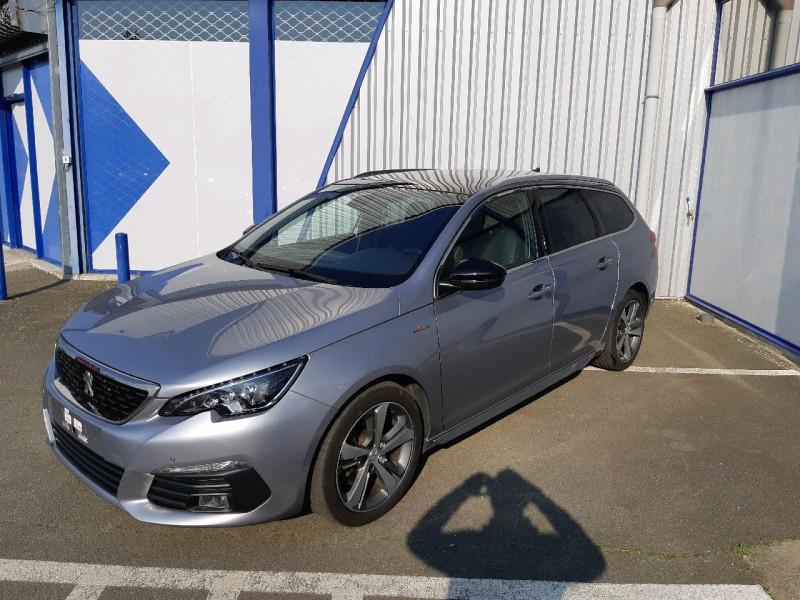 Photo 2 de l'offre de PEUGEOT 308 SW 2.0 BLUEHDI 150CH S&S GT LINE EAT6 à 17290€ chez Carlyss automobiles Vitré