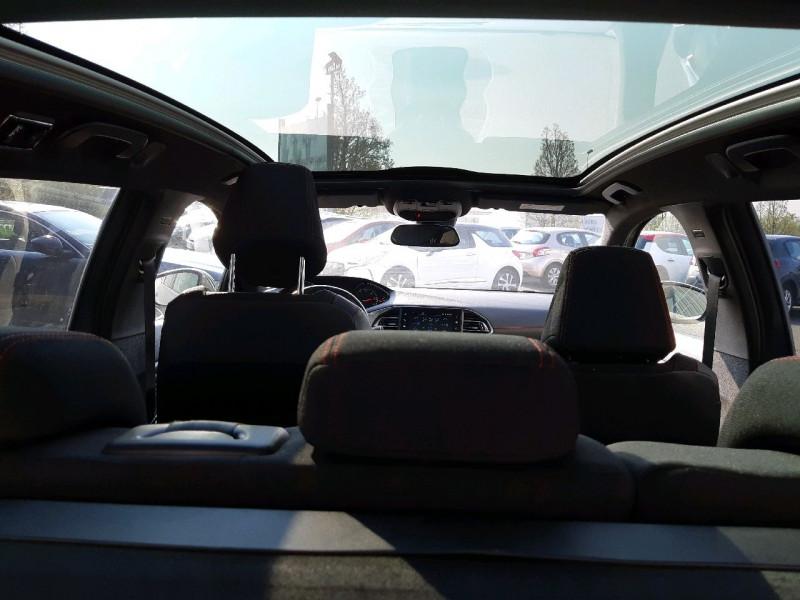 Photo 8 de l'offre de PEUGEOT 308 SW 2.0 BLUEHDI 150CH S&S GT LINE EAT6 à 17290€ chez Carlyss automobiles Vitré