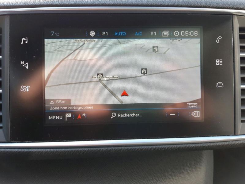 Photo 10 de l'offre de PEUGEOT 308 SW 2.0 BLUEHDI 150CH S&S GT LINE EAT6 à 17290€ chez Carlyss automobiles Vitré