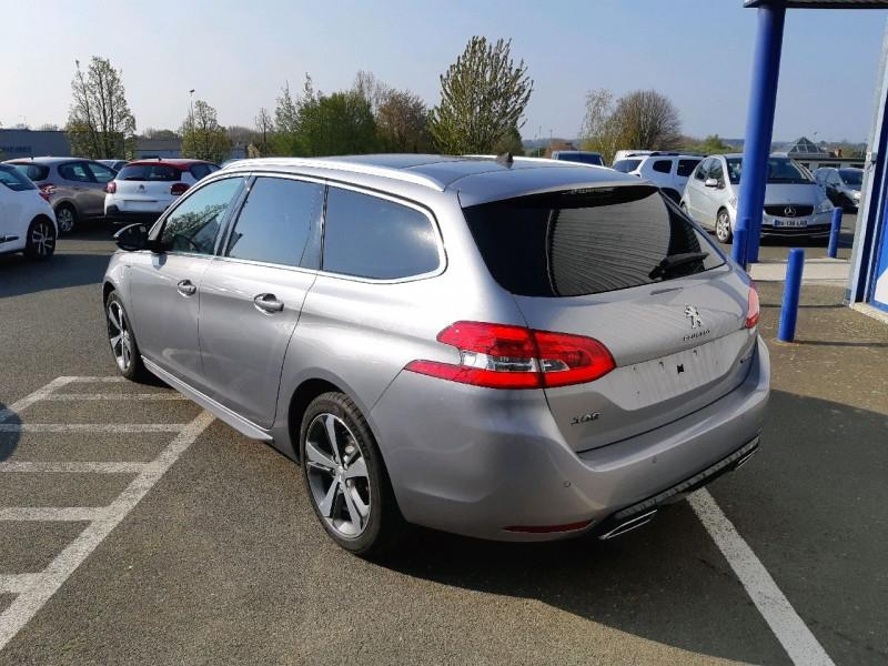 Photo 3 de l'offre de PEUGEOT 308 SW 2.0 BLUEHDI 150CH S&S GT LINE EAT6 à 17290€ chez Carlyss automobiles Vitré