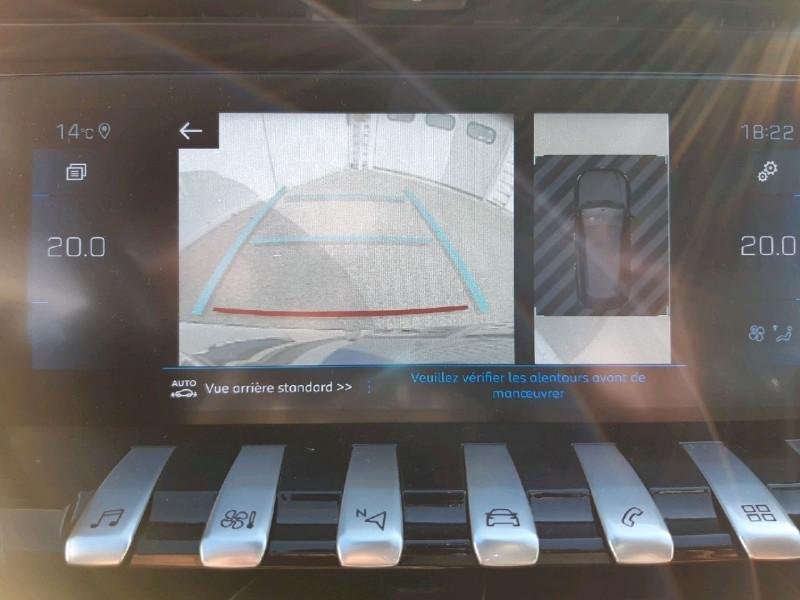 Photo 8 de l'offre de PEUGEOT 508 SW BLUEHDI 130CH S&S ALLURE EAT8 à 25990€ chez Carlyss automobiles Vitré