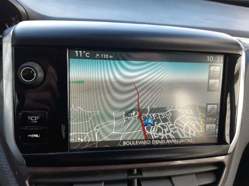 Photo 9 de l'offre de PEUGEOT 2008 1.6 E-HDI92 FAP BUSINESS PACK à 7990€ chez Carlyss automobiles Vitré