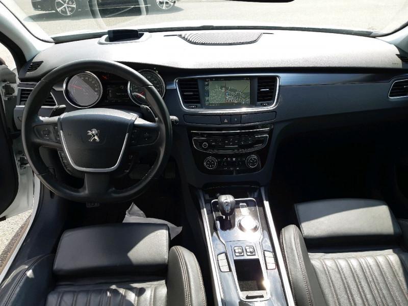 Photo 9 de l'offre de PEUGEOT 508 RXH 2.0 E-HDI FAP ETG6 + ELECTRIQUE 37CH EURO6 à 17490€ chez Carlyss automobiles Vitré