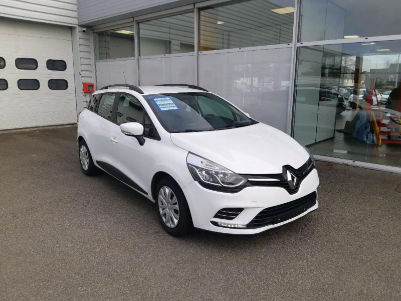 Renault CLIO IV ESTATE 1.5 DCI 90CH ENERGY ZEN EURO6C Diesel BLANC Occasion à vendre